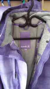 Ladies Kamik purple Winter jacket