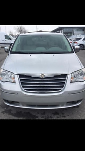 2008 Chrysler Town & Country Touring Camionnette