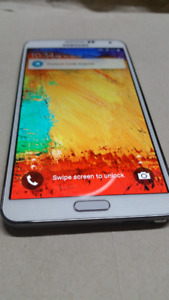 Samsung Galaxy Note 3 perfect condition like new