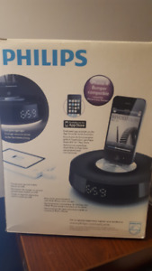 Station d'accueil Philips - iPhone 4 - docking speaker (nouvelle