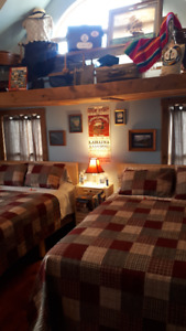 Welcomhome (whole house sleeps 8)