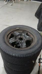 Chevy Equinox/GMC Terrain tires and rims
