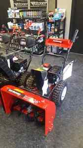 "26"" Yard machines snowblower"