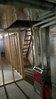 Full home duct work and Furnace installations