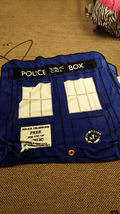 Doctor Who Blanket