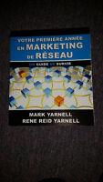 Livre : Votre première année en marketing de réseau