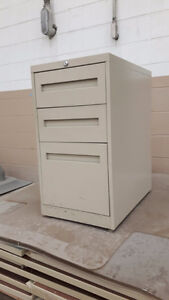 Used Filing Cabinets with key London Ontario image 2