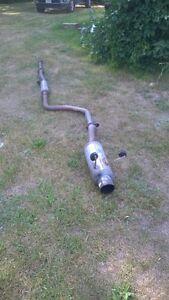 1994 civic magnaflow catback woth test pipe Belleville Belleville Area image 1