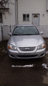 ***LOW KM*** KIA SPECTRA 2007
