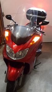 2014 Yamaha Majesty 400   Only 1380 km