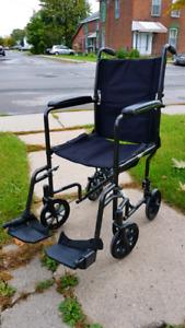 Wheel Chair Transporter