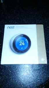 Nest 3rd Gen thermostat new.