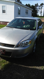 2006 chevy impala lt (PRICE REDUCED)
