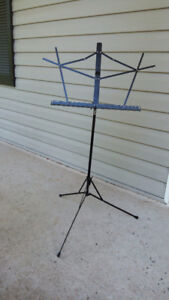 Portable Music Stand and carry bag