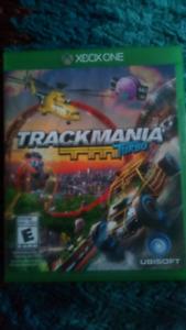 Trackmania turbo for Xbox one