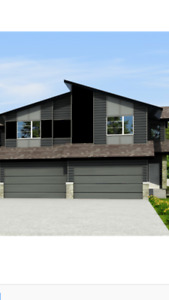 Brand New!, Never Lived In!! Beautiful Duplex For Rent  Leduc!