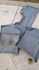 Husky Floor Liners Ford F-150