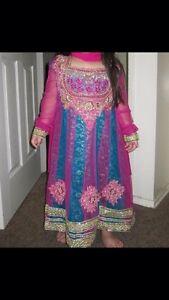 Pakistani girls dress