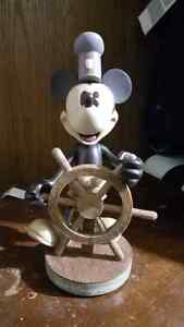 Steamboat Mickey Mouse Bobblehead limited Disney Collectable