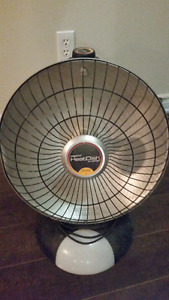 Two infrared heaters sold at costco