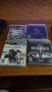 Ps3 games for sale PORT HOPE PICK UP
