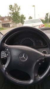 Mercedes benz c240 in mint condition