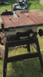 Beaver Table saw For Sale
