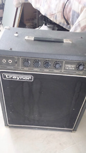 Traynot bass amp 25b and subwoofer