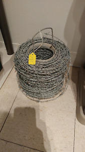 Bale of Barbed Wire