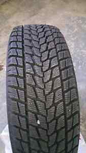 Winter Tires 235/60/R18 - only used twice