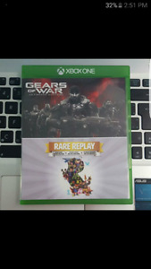 Gears of War Ultimate Edition with bonus Rareplay Game