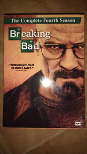 Breaking bad- The complete fourth season