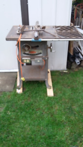 Rockwell Beaver Power Tools Table Saw $150.00 OBO