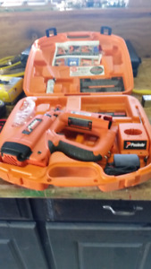 Paslode 16&18 gage nailers each 400.00