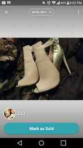 Size 8 charlotte russe heels Peterborough Peterborough Area image 1