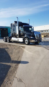 Fully loaded ProStar 2015 for sale
