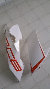 Ktm rc8 fairings