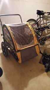 Gently Used InStep Bicycle Trailer