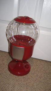 Bubble gum or M&M's dispenser