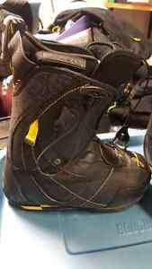 Ladies snow board boots  Edmonton Edmonton Area image 4
