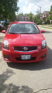 2012 NISSAN SENTRA SPORTY,HEATED SEATS, EXCELLENT MINT CONDITION