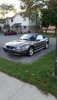 2002 Ford Mustang Lx 3.8 v6 cv Convertible