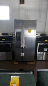 New GE side by side fridge $1299.