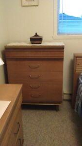 Retro Bedroom Set $250.00 OBO