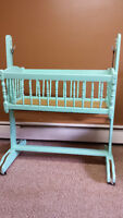 Old Fashion baby swing/cradle