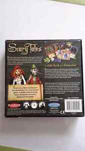 Scary Tales board game / card game Little Red vs Pinocchio St. John's Newfoundland image 2