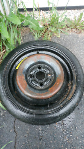 Free spare tire from 2004 Hyundai Accent