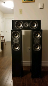 Polk home theater speakers