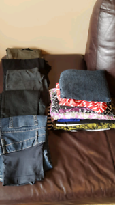 Variety of Maternity Clothes