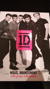 """***Livre """"One Direction"""" - Nous, maintenant"""